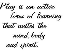 BLOG-PLAY UNITES BODY MIND SPIRIT