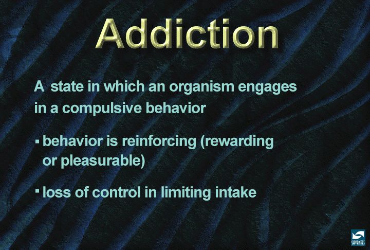 BLOG- ADDICTION