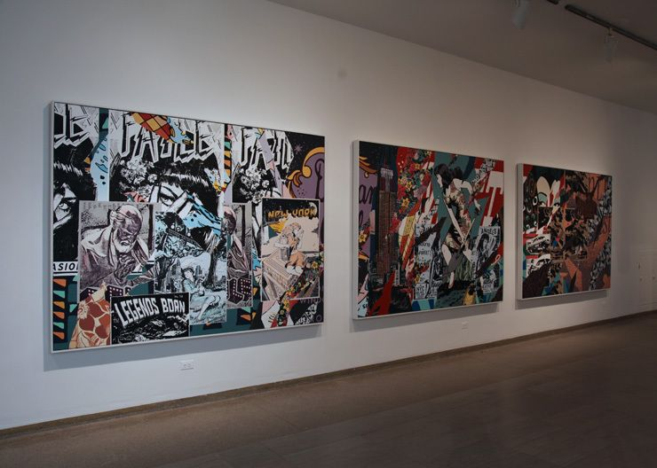 Faile-Brooklyn Museum