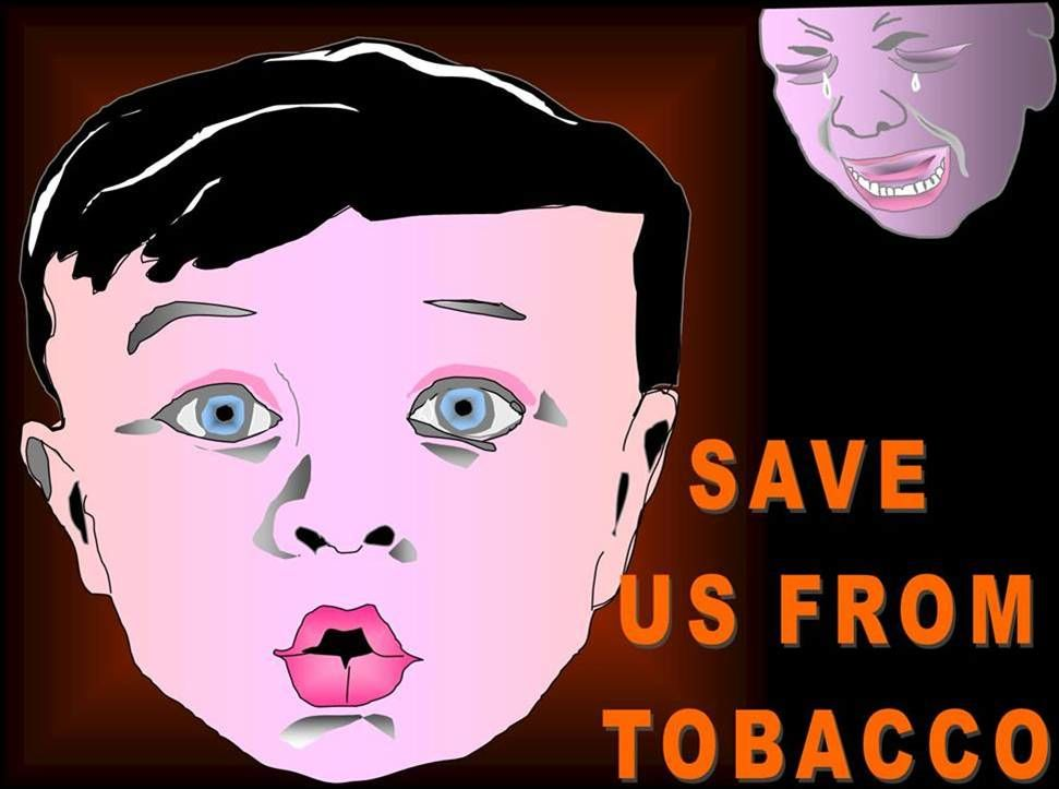 BLOG-CHILD SAVE US FROM TABACCO