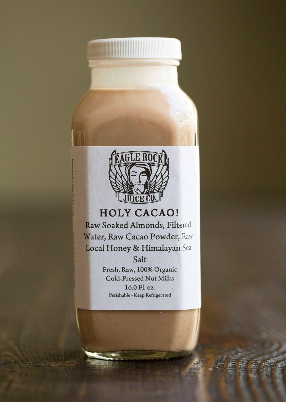 Holy Cacao! (now w/ Maca)
