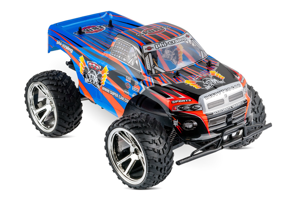 צעצועים - מכונית על שלט