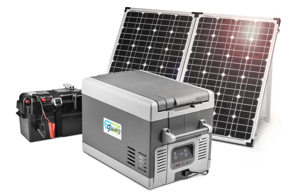 מוצרים - מערכת סולר כולל הדמיית אור