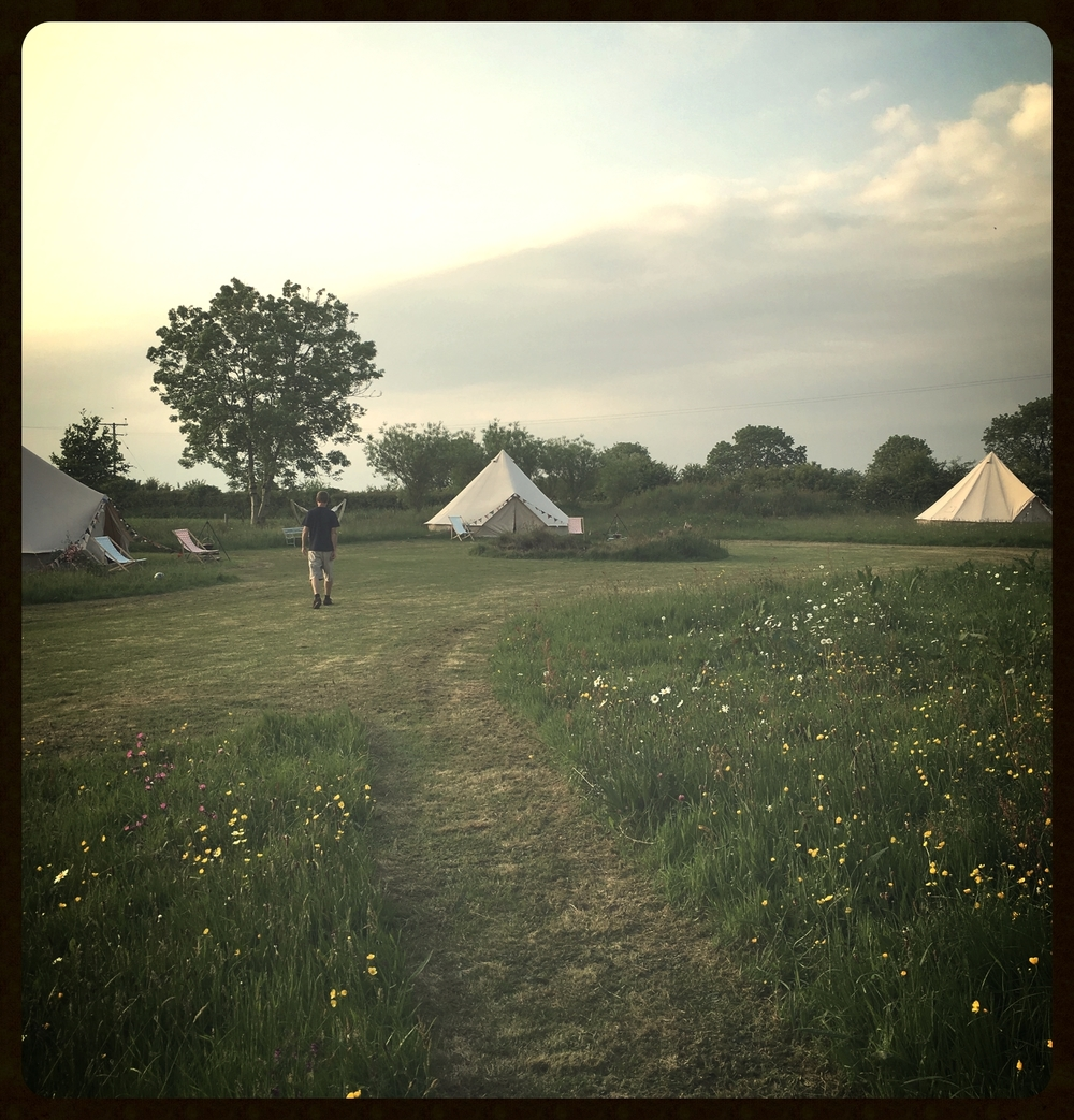 Boutique Camping site
