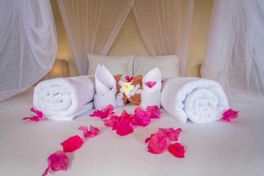 Copy of Romantic decoration - Gili Meno