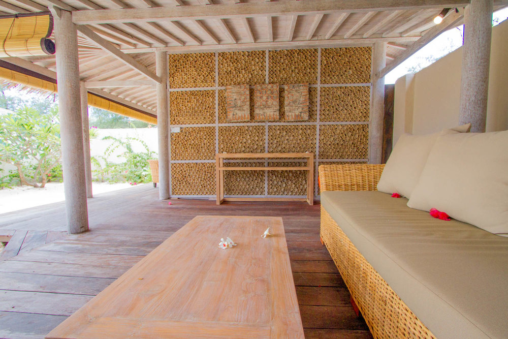 Copy of Living room - Gili Meno
