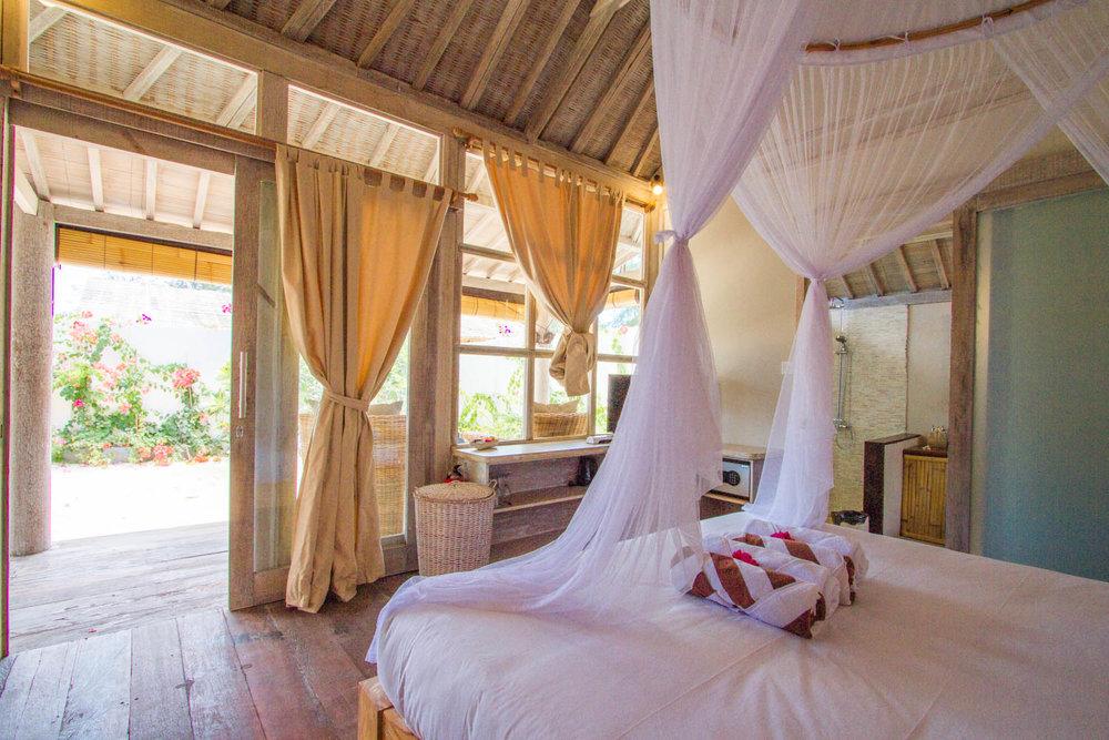 Copy of Beautiful bedroom - Gili Meno