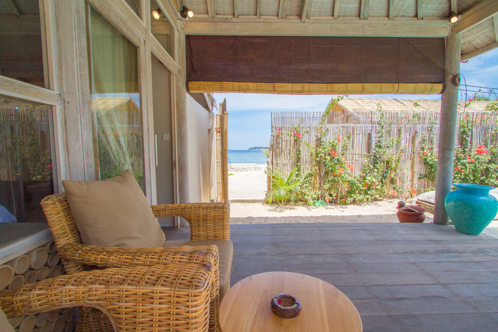 Copy of Front of the beach - 2 Bedrooms