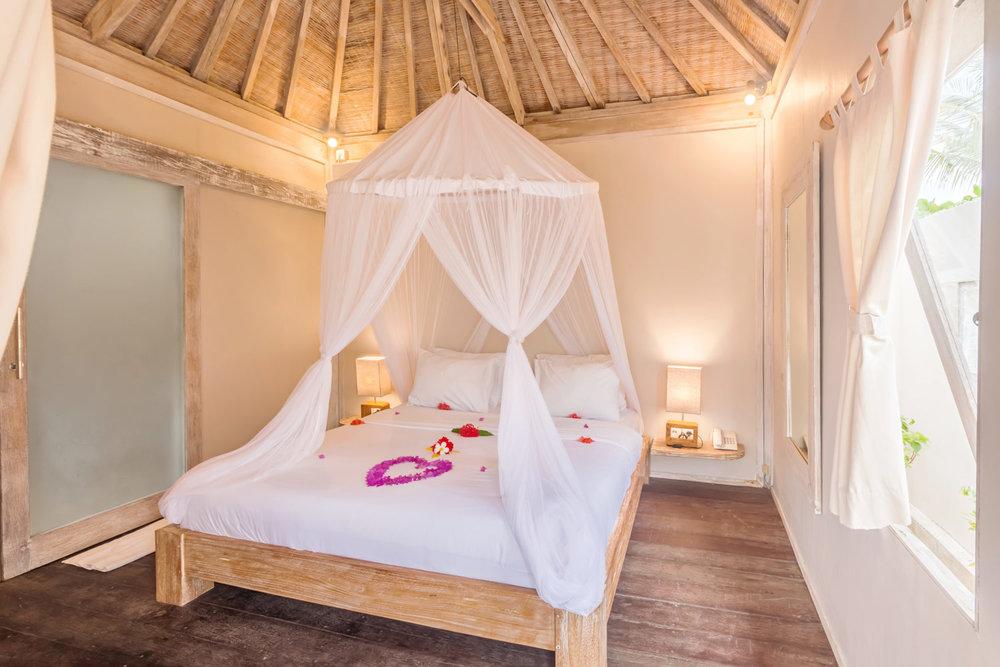 Amazing bungalow - Gili Meno - Avia Villa Resort