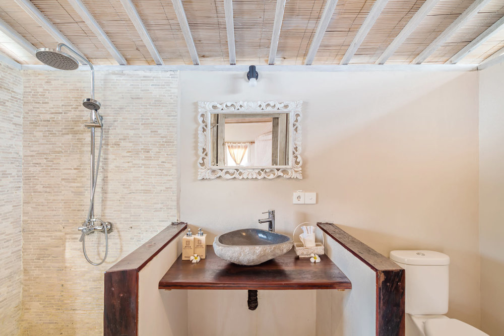 Design bathroom - Gili Meno