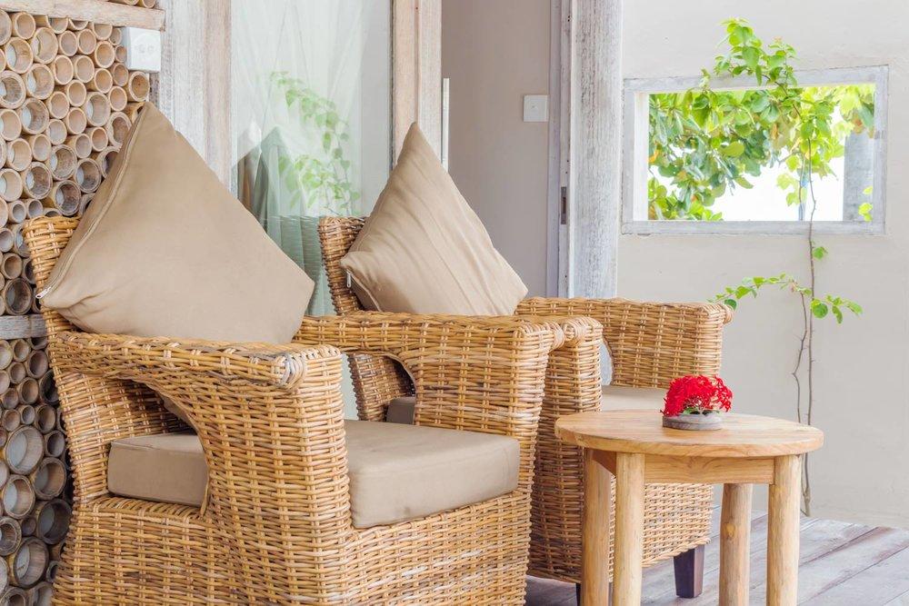 Relax corner - Avia Villa Resort - Gili Meno