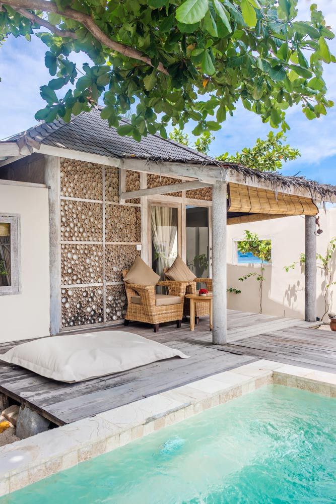 Amazing bungalow - Gili Meno