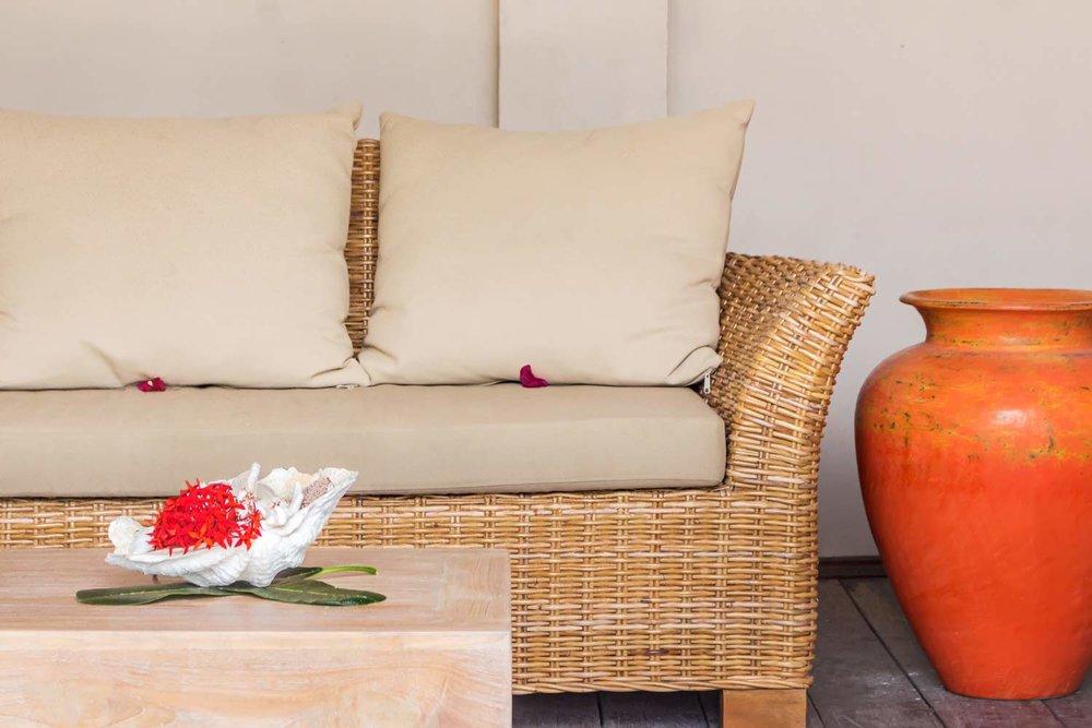 Copy of Outside living room - Gili Meno
