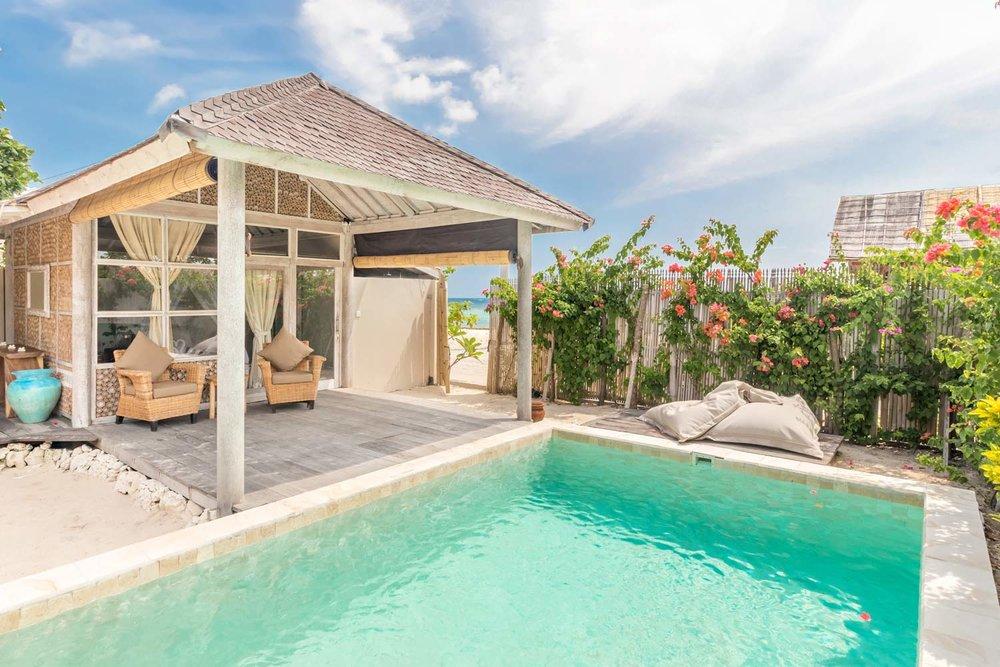 Copy of 2 private bedrooms - Avia Villa Resort