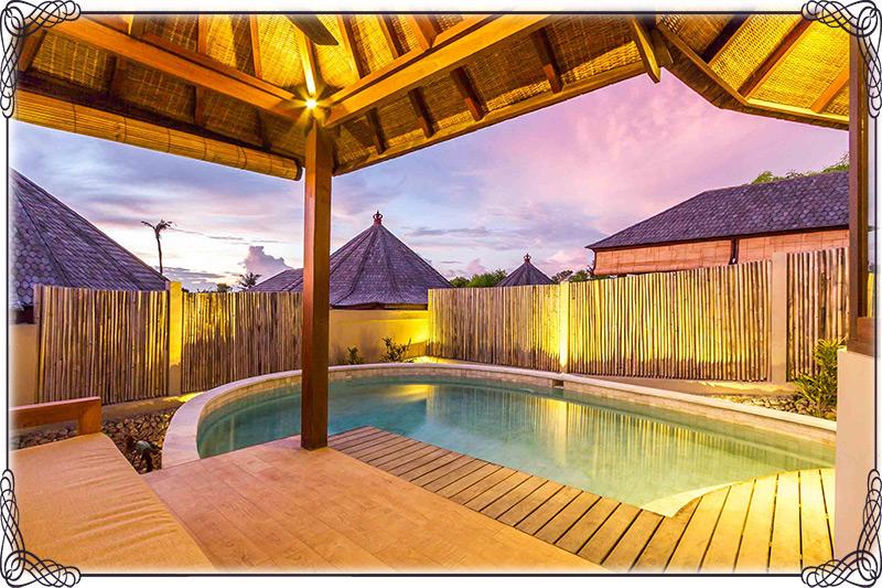 Villa 1 bedroom avia ceningan lembongan bali