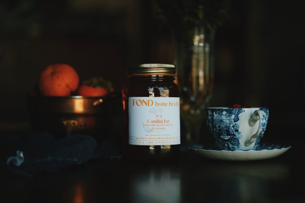Our seasonal flavor: Conductor was a huge hit at the markets this year!