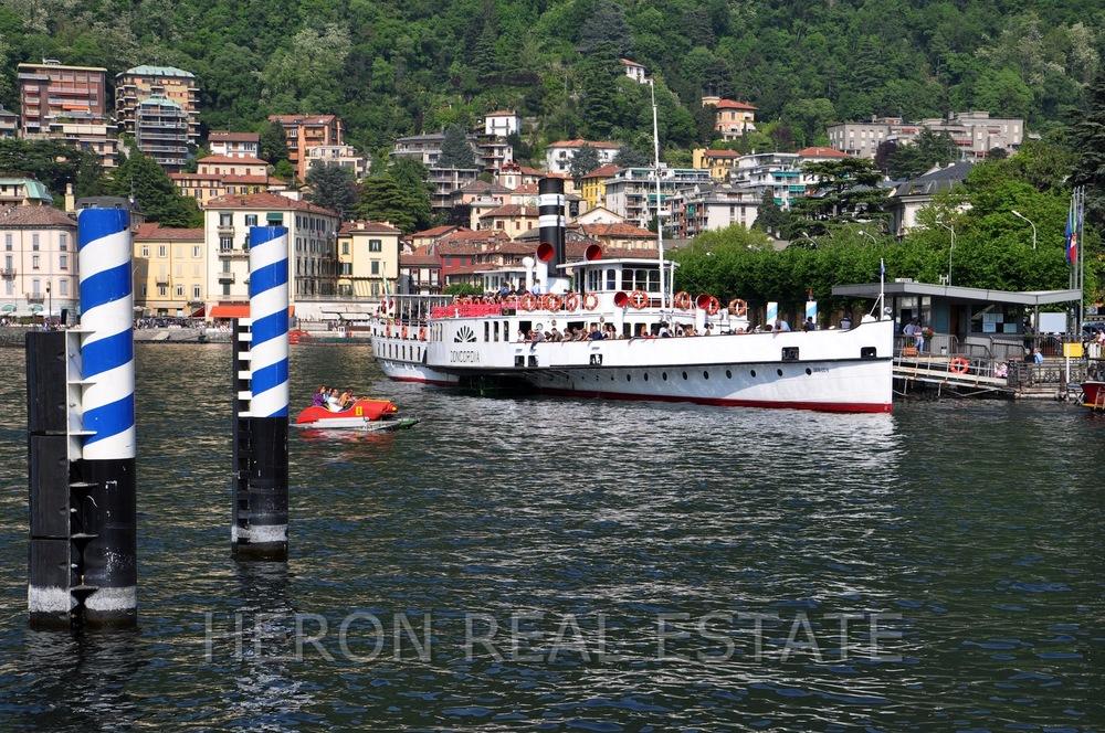 navigazione Lago di Como