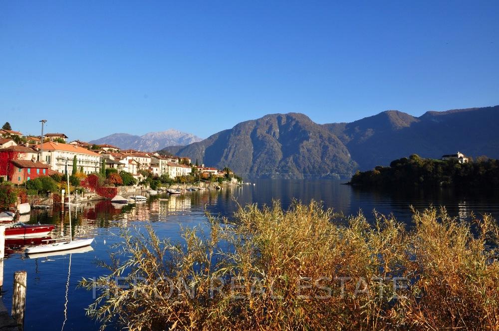 autumn Lake Como