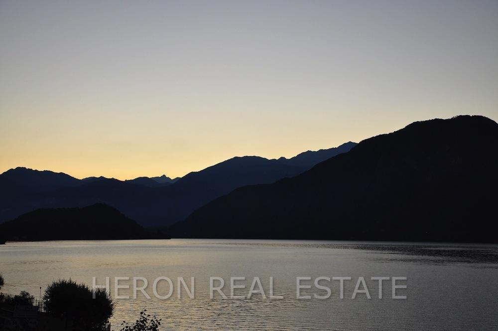 Sunrise Lake Como