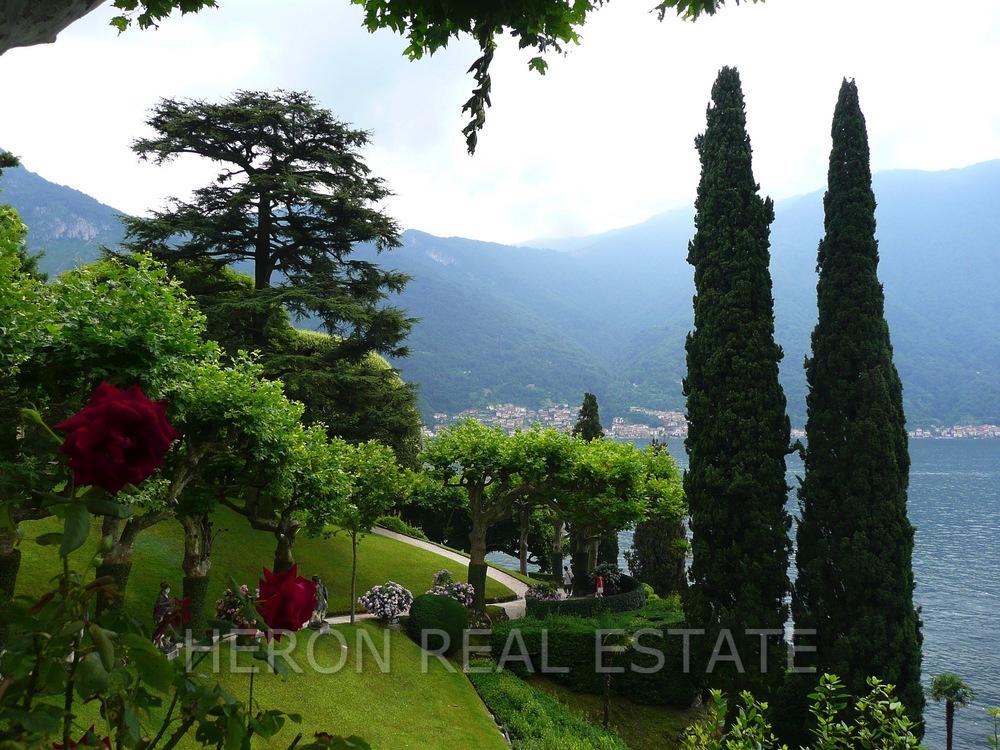 Villa Balbianello garden