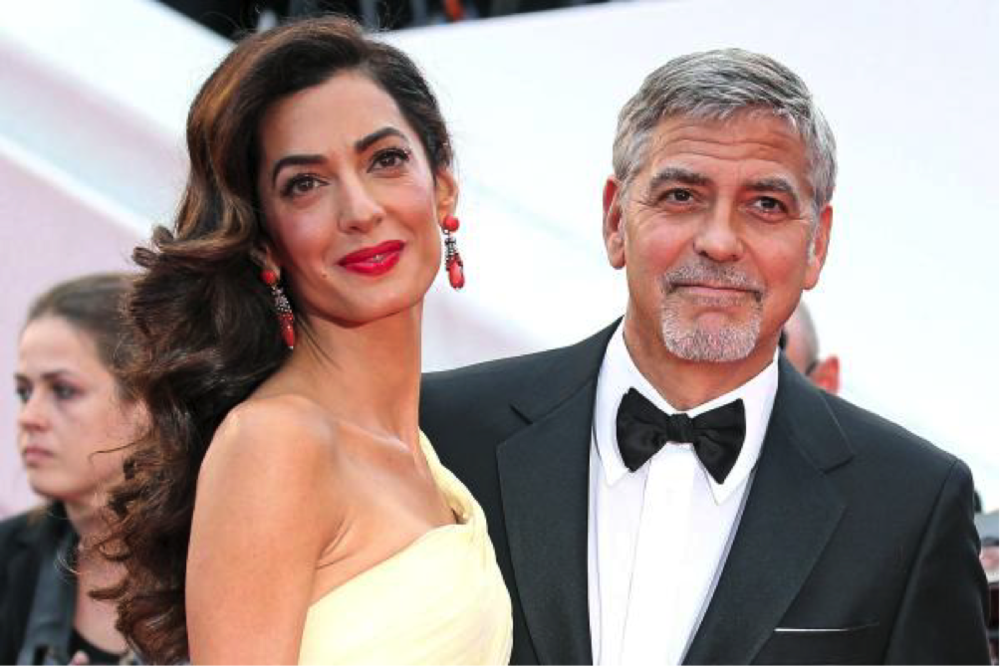 George and Amal Clooney are the area's most famous residents GISELA SCHOBER/GETTY IMAGESGISELA SCHOBER/GETTY IMAGES