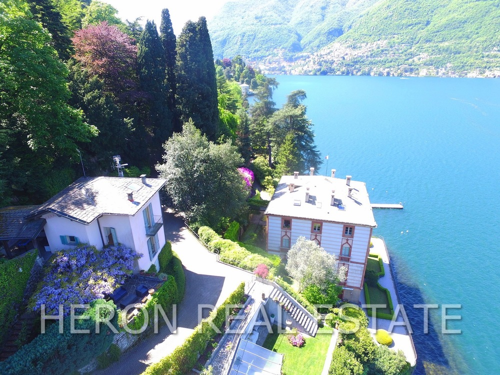 Villa the Nest at Lake Como