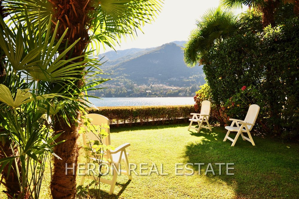 Lake Como Villa for sale