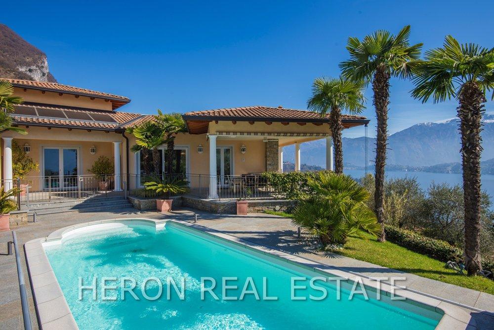 Comer See Villa zum Verkauf