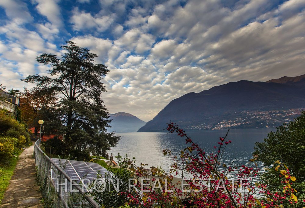 lake como property for sale