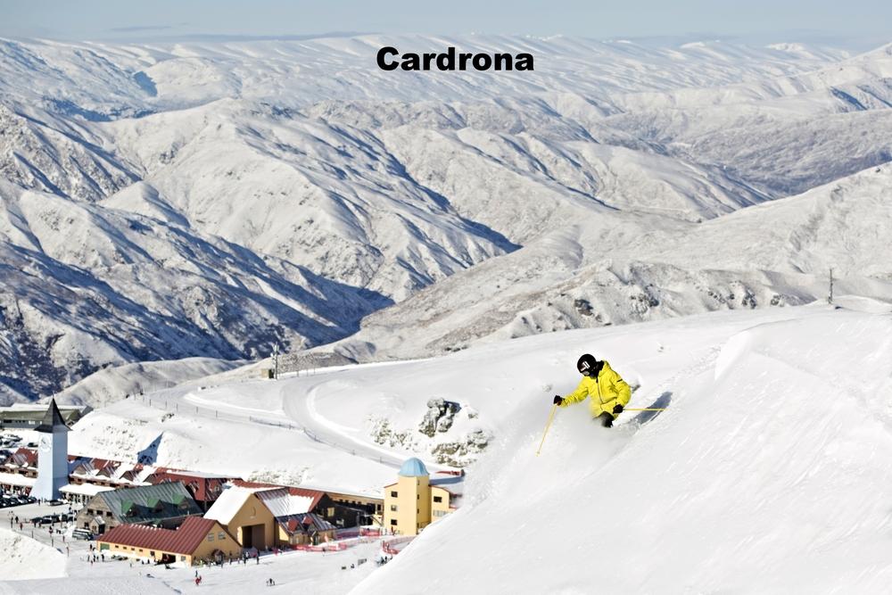 Copy of Cardrona Ski Resort