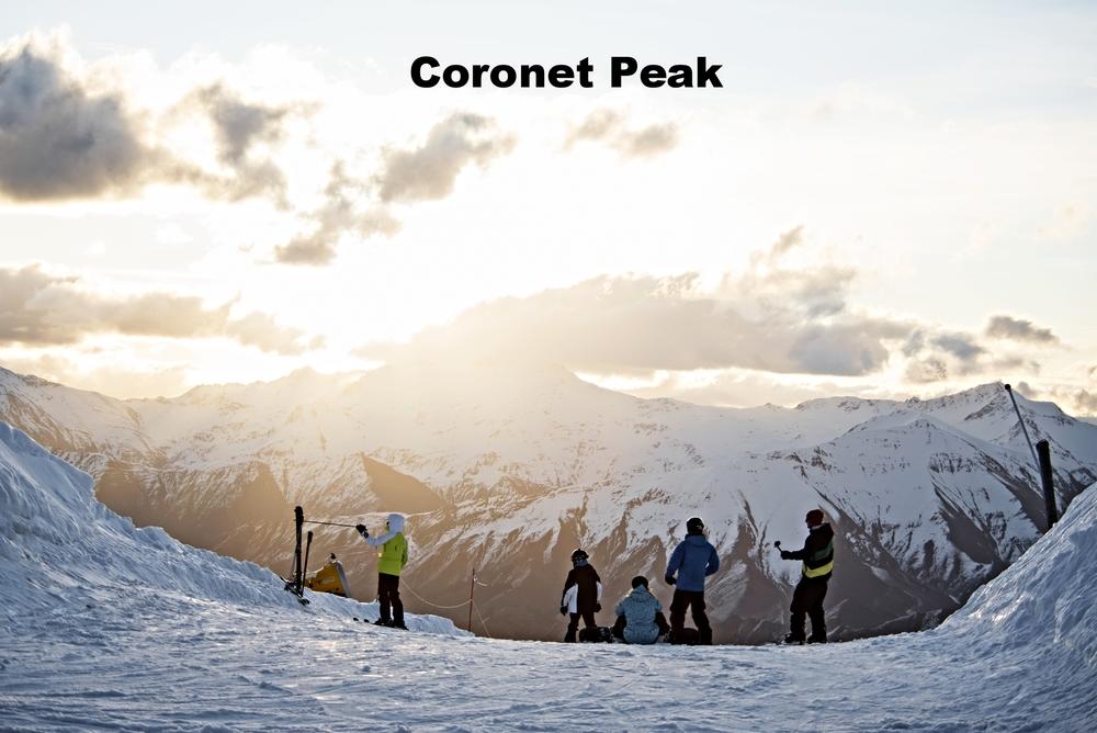 Coronet Peak Queenstown