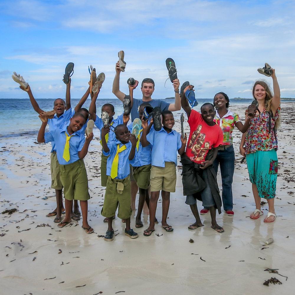 Local Ocean Trust Beach Clean Kobe Surf Turtle Conservation Turtle Rehabilitation