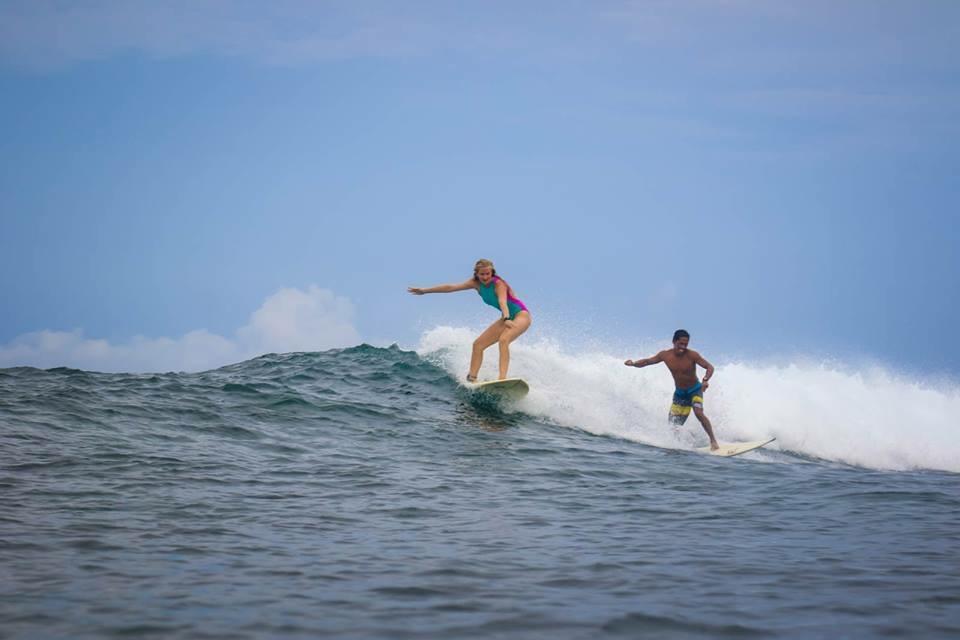 Amy Cavender Kobe Surf