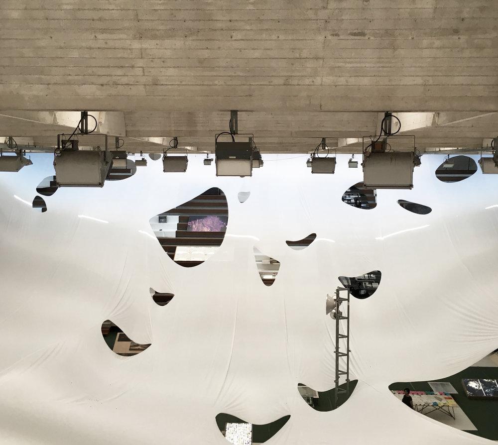 Image: Baltic Pavilion, Venice 2016 (Neil McGuire)