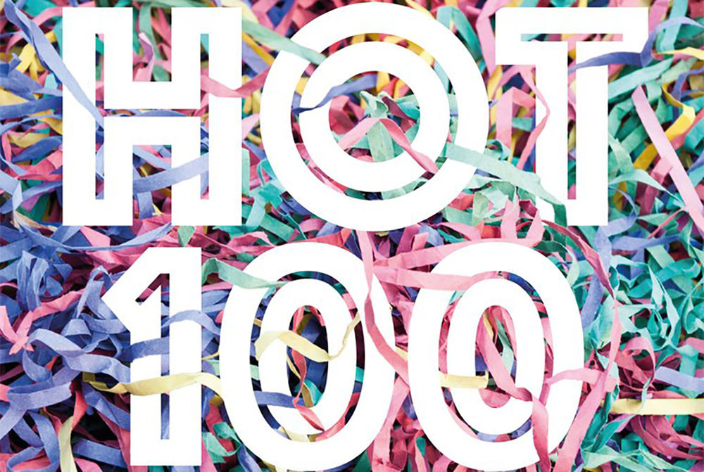 The List Hot 100 2017 front cover - Image: The List