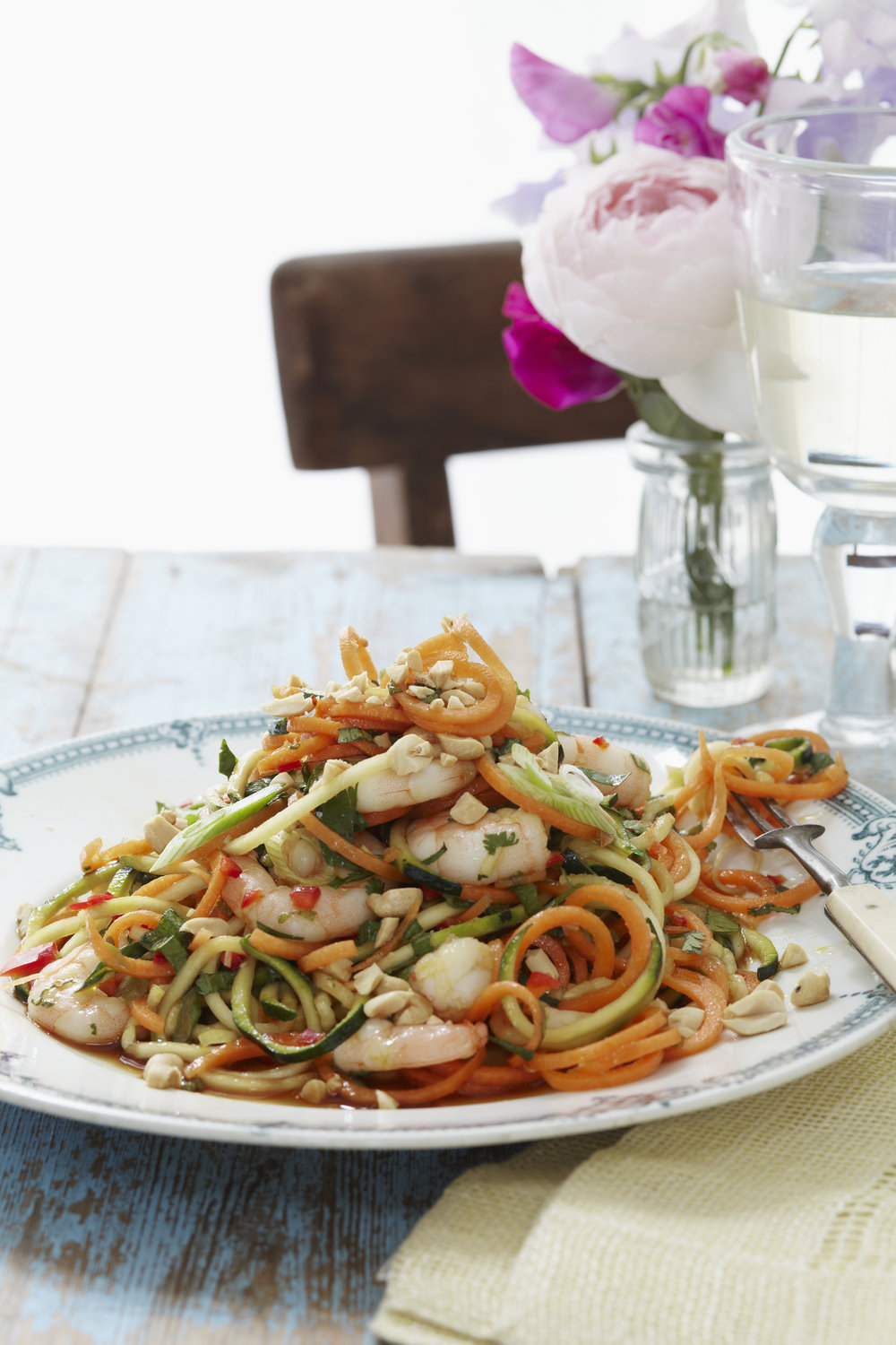Pad Thai courgetti