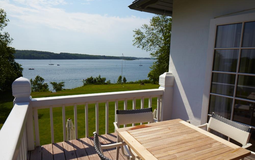 Stella Maris Hotel de Luxe privat terrasse med udsigt