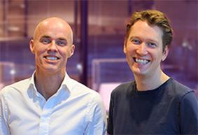 Johan Bergström och Per Lange, No Limits AB