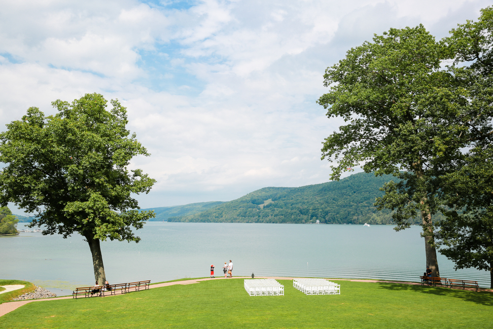 Otsego Lake Wedding by Aperture Photography