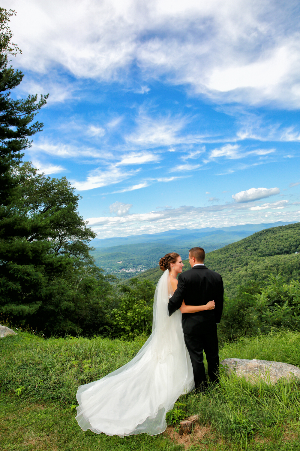 Wedding Photography near Mohonk Mountain House
