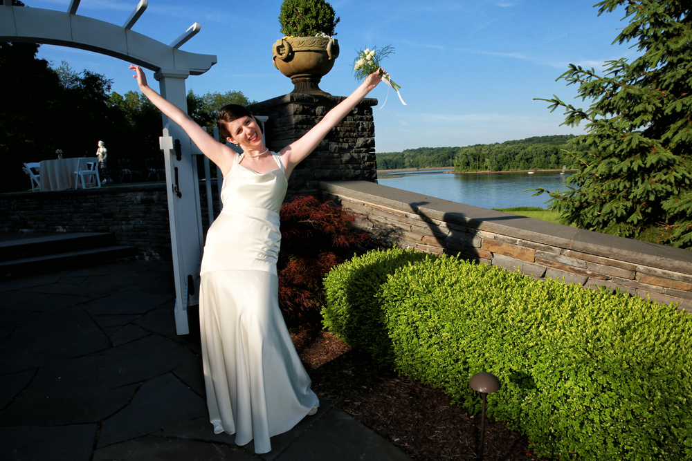 Saugerties Wedding on the Hudson