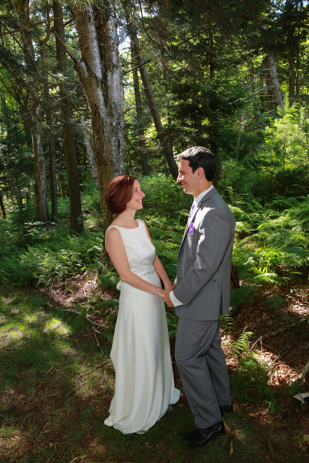 Wedding in the Catskills by Aperture Photography