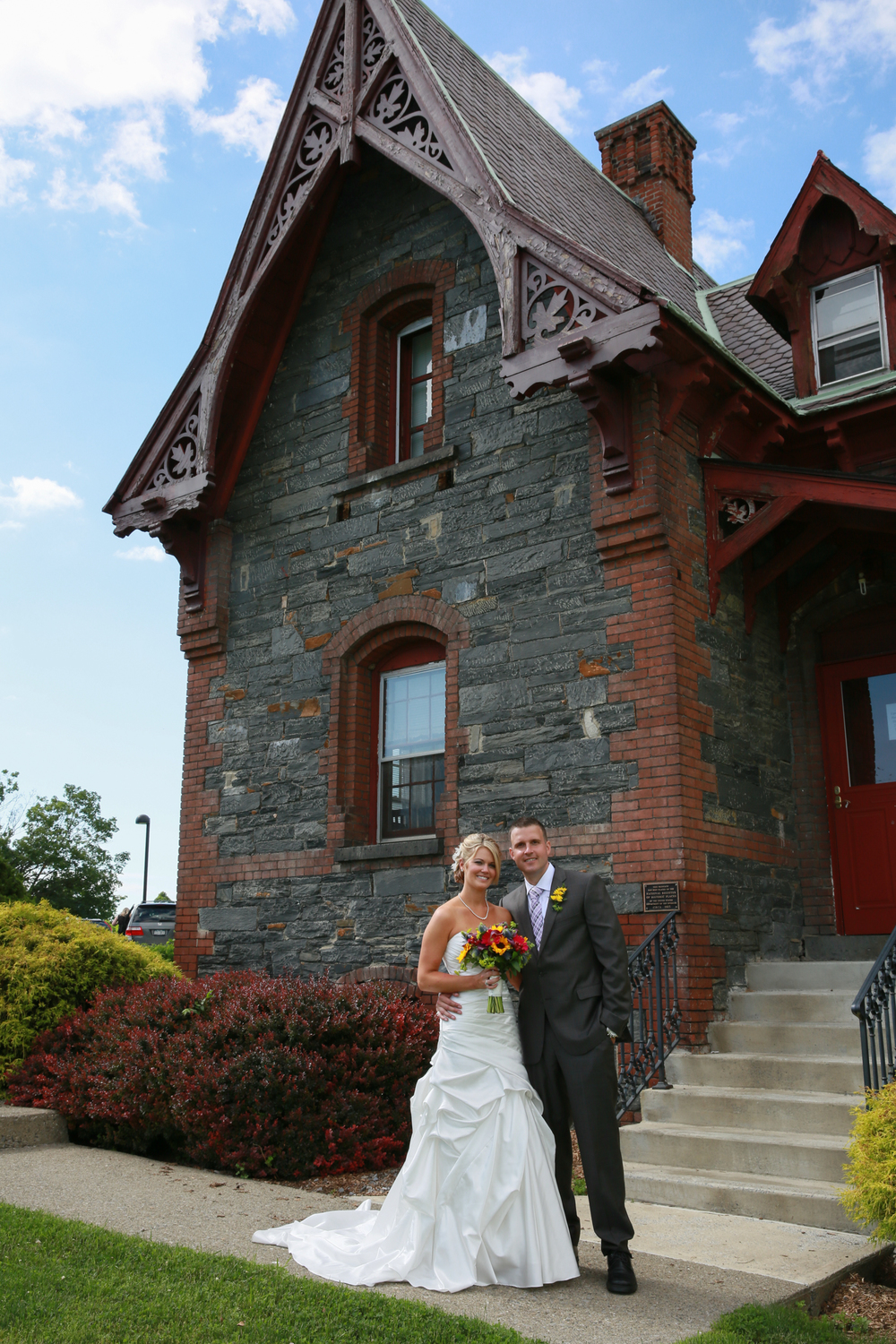 Vassar Collage Wedding