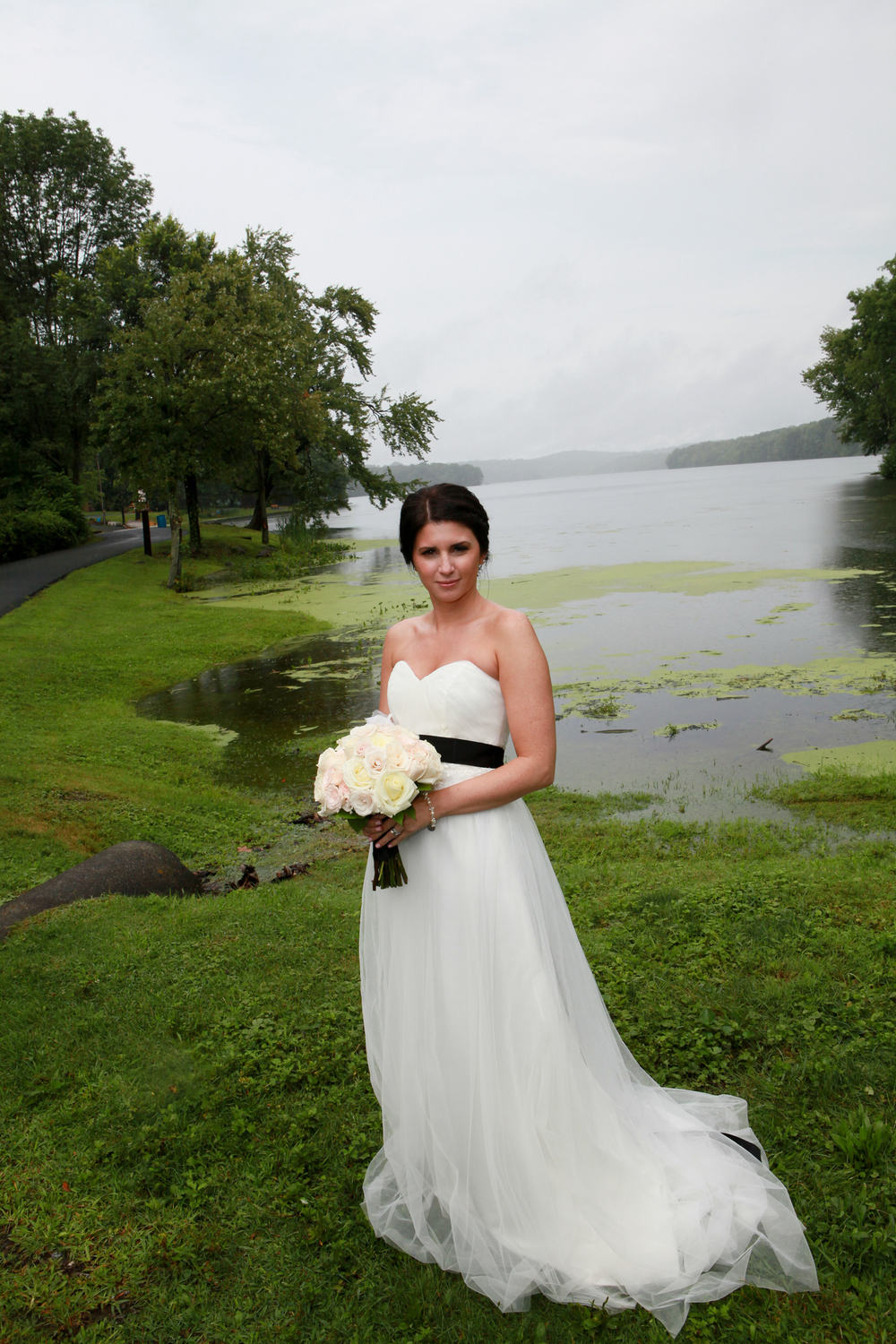 Bride in Newburgh