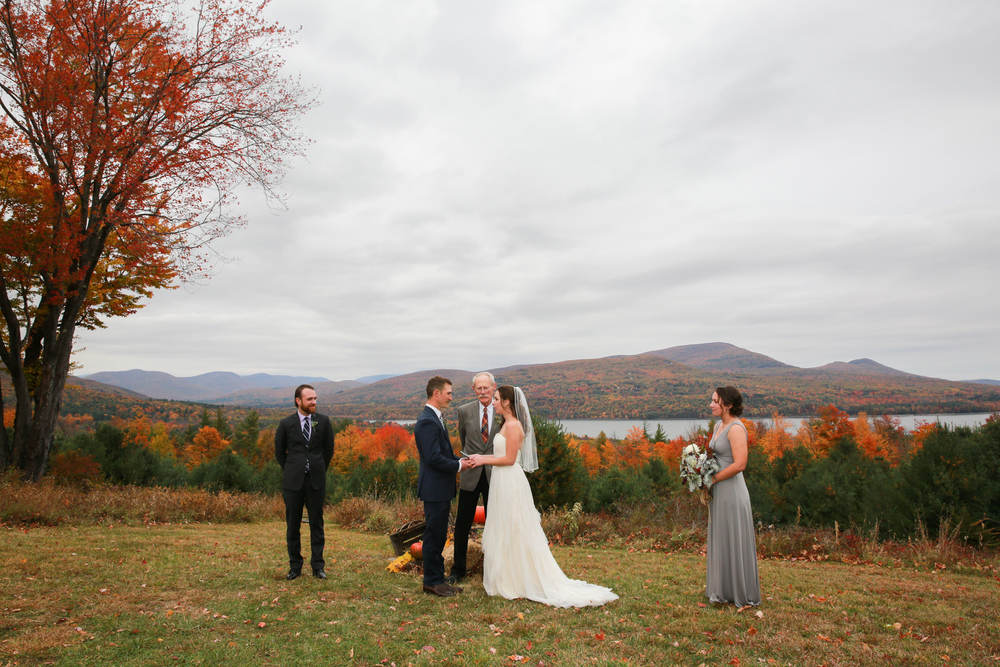Wedding at the Ashokan Dreams