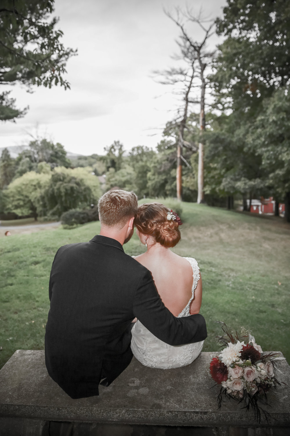 Saugerties Fall Wedding