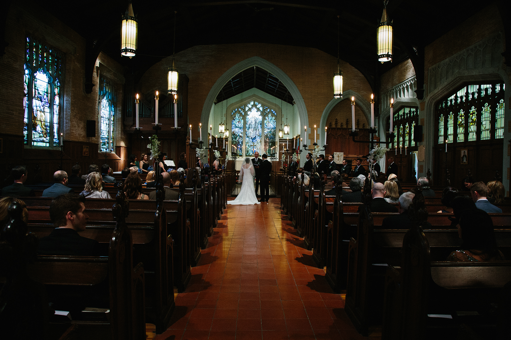 Wedding Ceremony in Rhinebeck