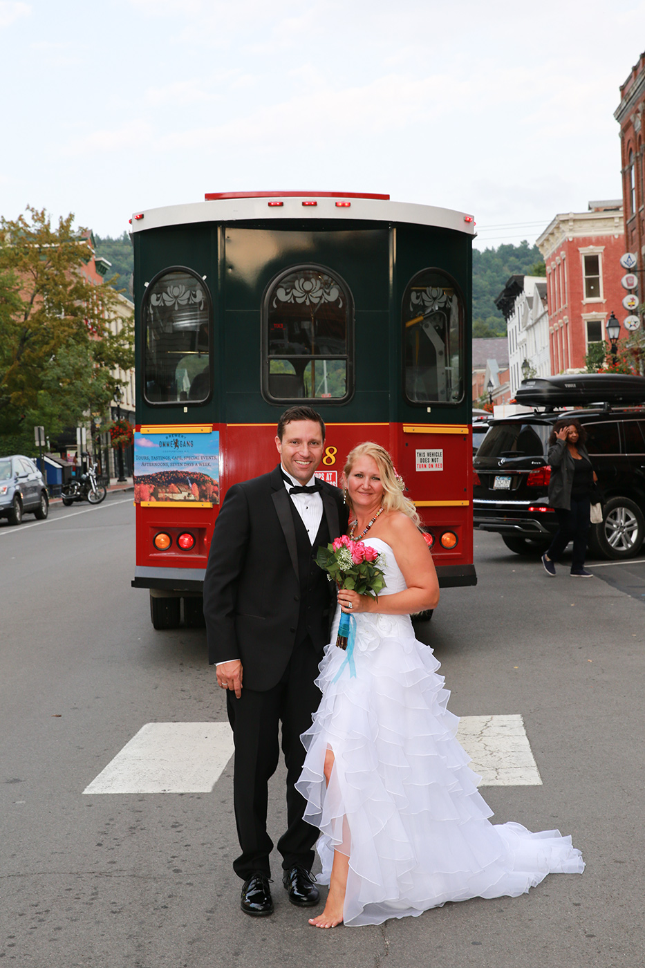 Wedding photography in Cooperstown, NY