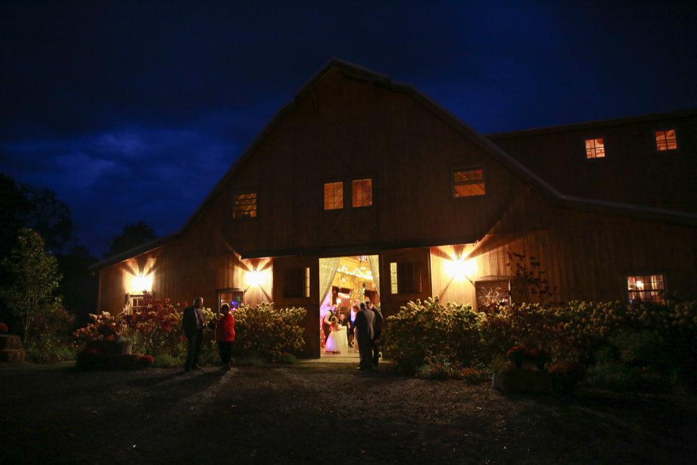 Estate Wedding in Hudson, NY