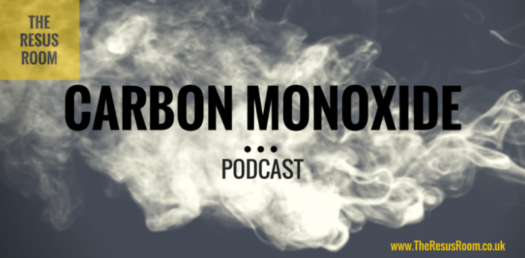 - Carbon Monoxide poisoning is definitely one of those differentials that you consider when the patients books into ED with '?carbon monoxide poisoning'…… but how much do we really think about it in a patient that hasn't been sent down to the ED with this specific thought in mind.
